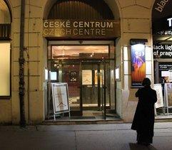 Vernisáž výstavy Praha ve 100 slovech
